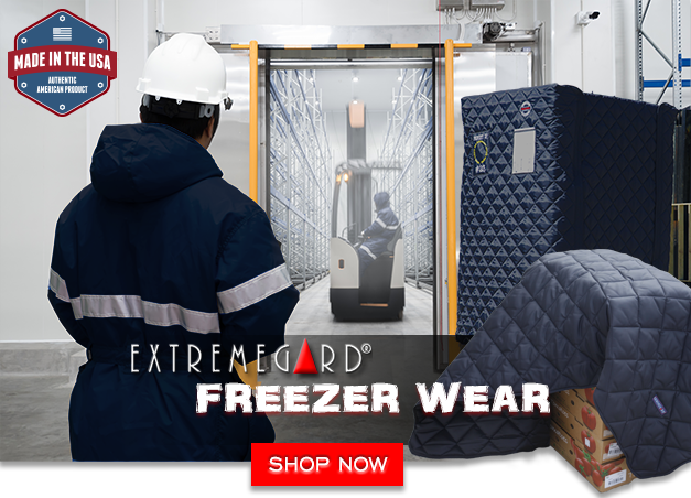 Freezer Wear Insulated Clothing