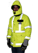 Freezer Wear High Visibility Jacket
