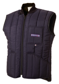 Cooler Wear WarmUp Vest Style 1102 BIG TALL MADE IN USA