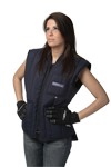Cooler Wear WarmUp Vest for Ladies Style 1102W MADE IN USA