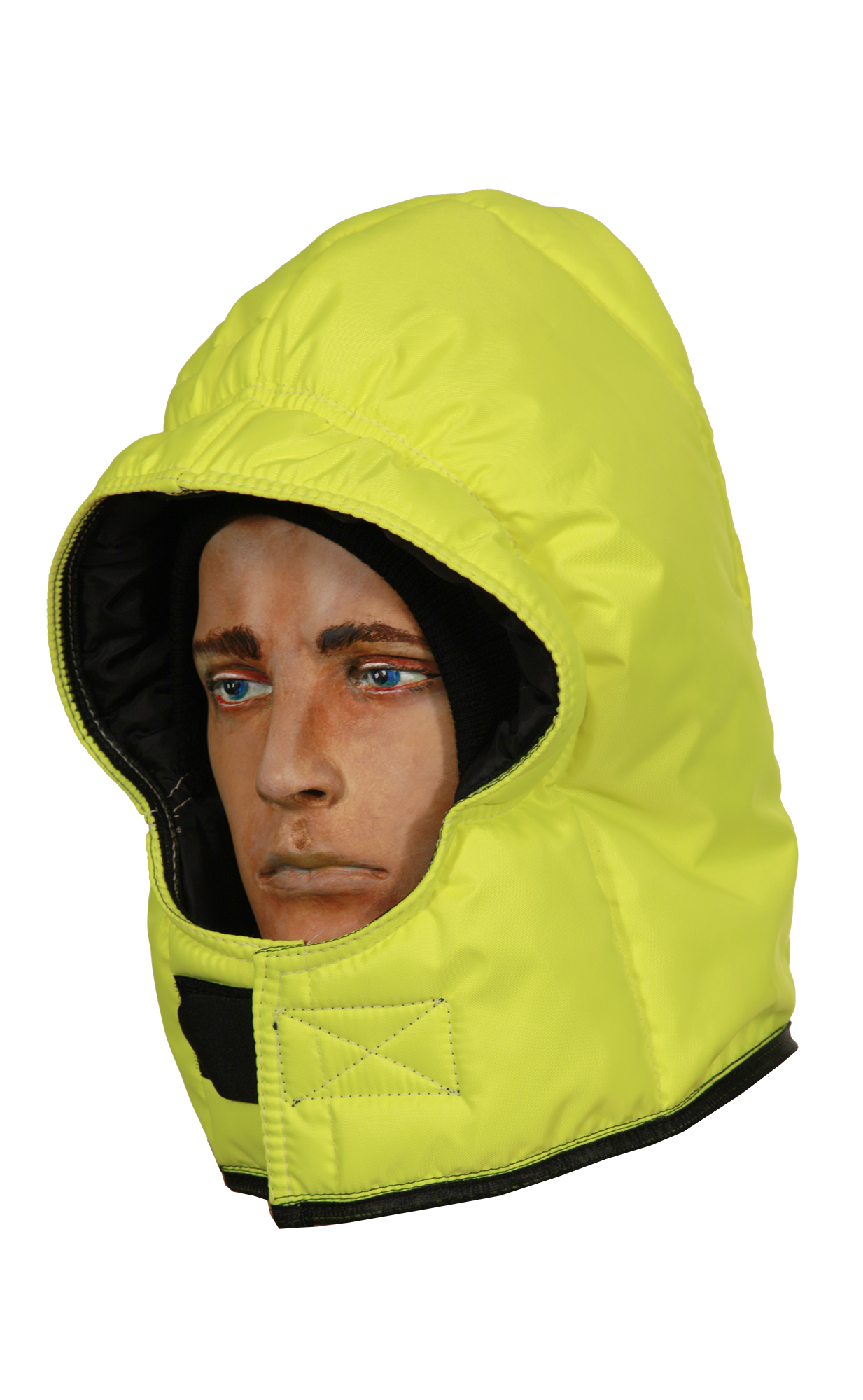 High Visibility Insulated Hood MADE IN USA