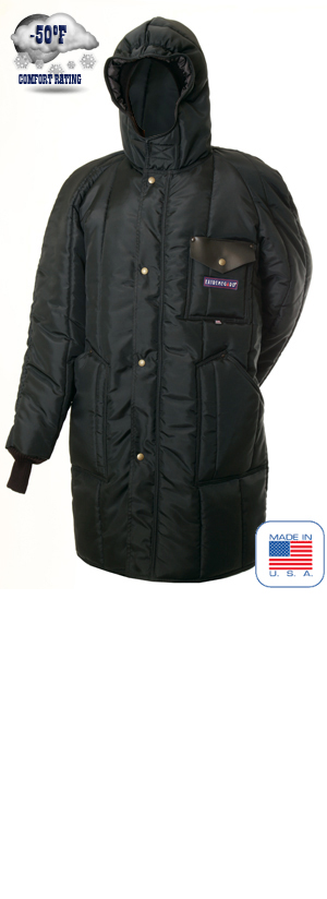 Freezer Wear Parka Style 201 BIG TALL MADE IN USA