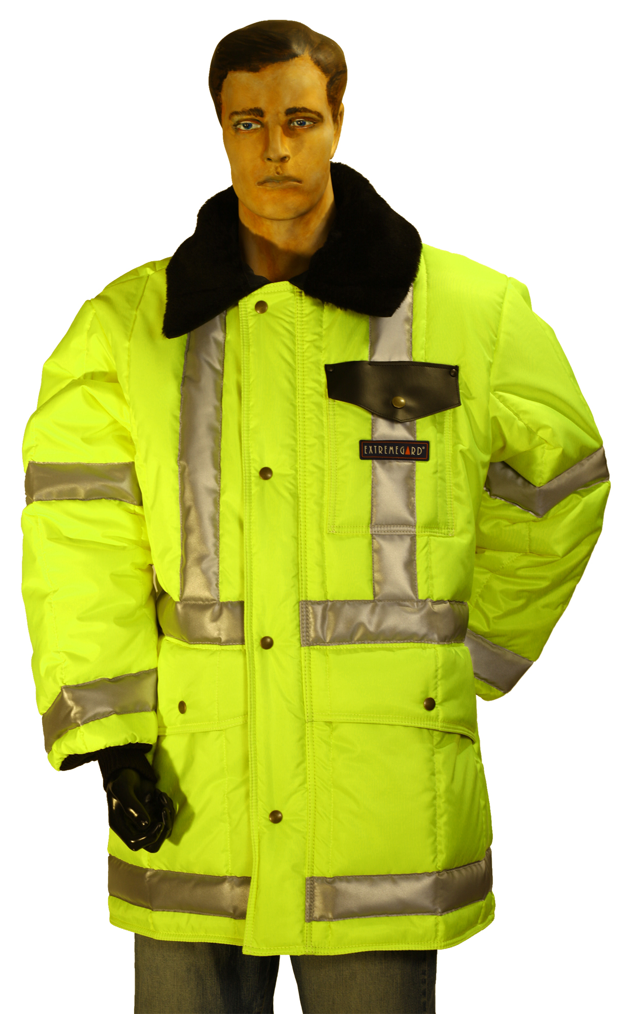 High Visibility SubPolar Jacket MADE IN USA