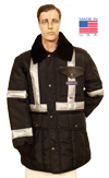 Increased Visibility SubPolar Jacket MADE IN USA