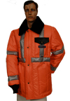 High Visibility Tundra Jacket MADE IN USA