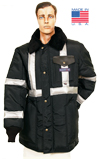 Increased Visibility Tundra Jacket MADE IN USA