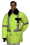 High Visibility Arctic Jacket MADE IN USA
