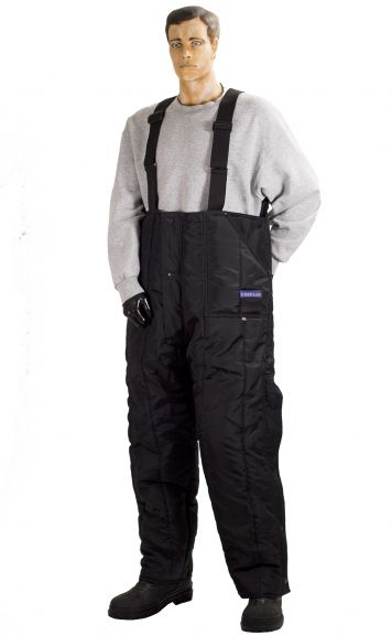 Freezer Wear ExtremeGard Low Bib Overalls style 301 MADE IN USA