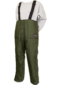 Freezer Wear ExtremeGard Low Bib Trousers MADE IN USA