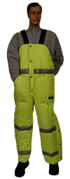 High Visibility High Bib Overalls MADE IN USA