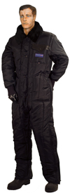 Freezer Wear ExtremeGard Coveralls No Hood Style 501 MADE IN USA