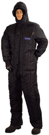 Freezer Wear ExtremeGard� Coveralls with Hood Style 505 -MADE IN USA-