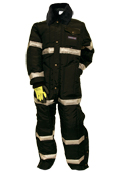 Increased Visibility Coveralls Style 511 MADE IN USA