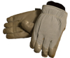 Freezer Gloves Rubber-Dipped Goat Leather Rated -20F�