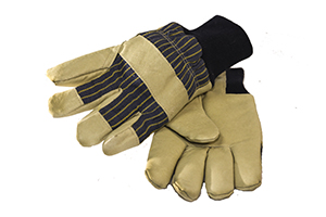 Freezer Gloves Pigskin Gloves Rated -20F�